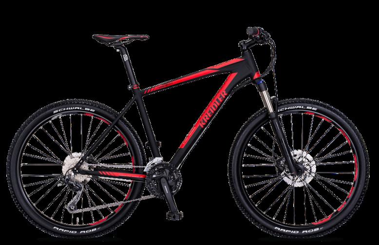 Kreidler Dice 5.0 - Shimano Deore 27-biegów / Disc - rower górski