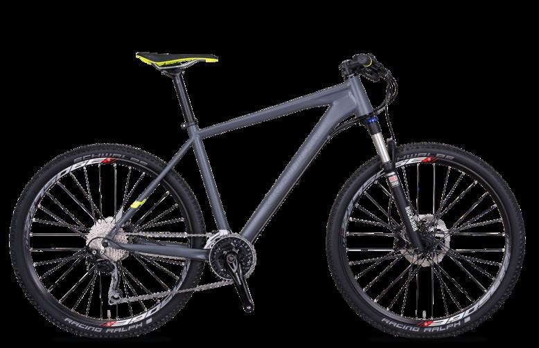 Kreidler Dice SL 1.0 - Shimano Deore 3x10 / biegów - rower górski