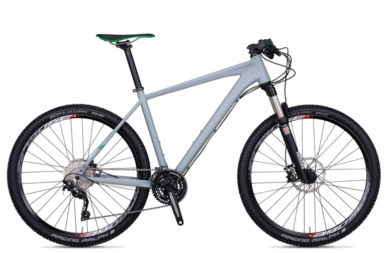 Kreidler Dice SL 2.0 - Shimano SLX 3x10 / biegów - rower górski