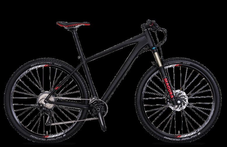 Kreidler Dice SL 3.0 - Shimano XT 2x11 / biegów - rower górski
