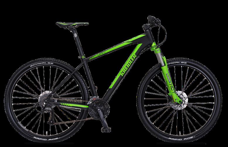 Kreidler Dice 4.0 - Shimano Altus 27- biegów / Disc - rower górski