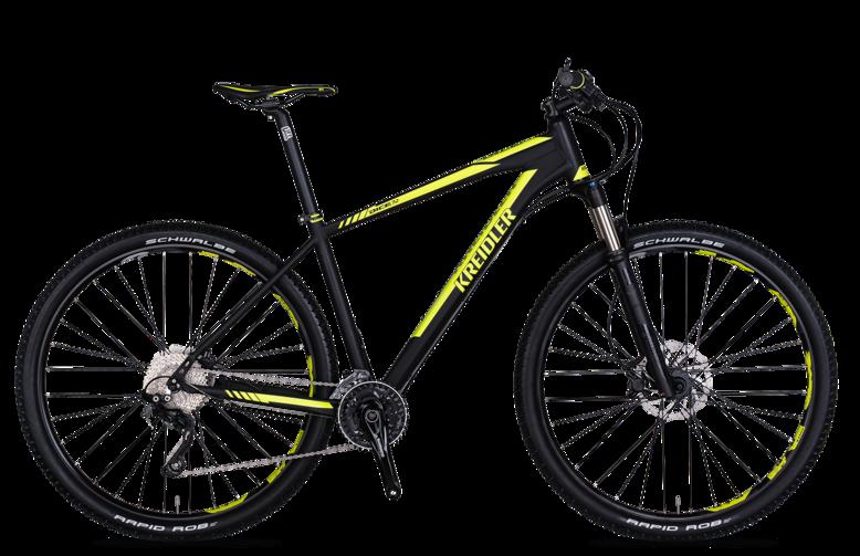 Kreidler Dice 7.0 - Shimano XT 3x10 / biegów - rower górski