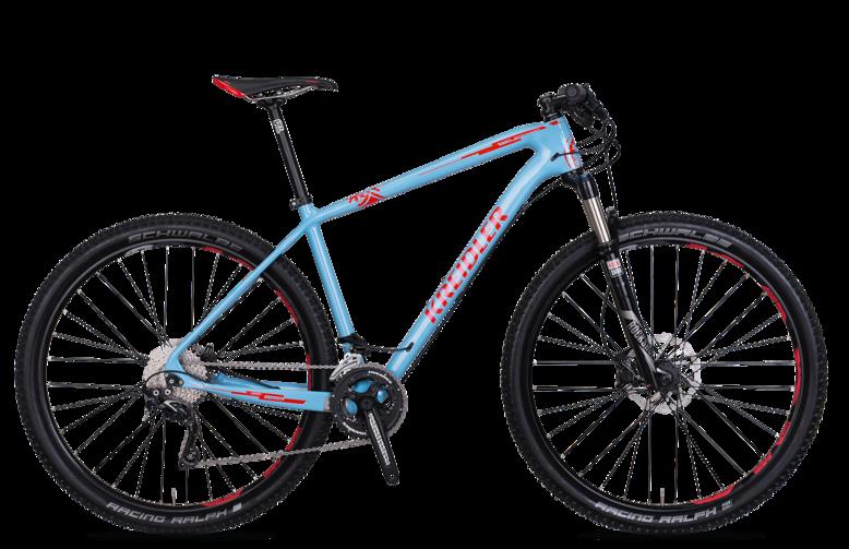 Kreidler Stud 2.0 - Shimano SLX 2x10 / biegów - rower górski