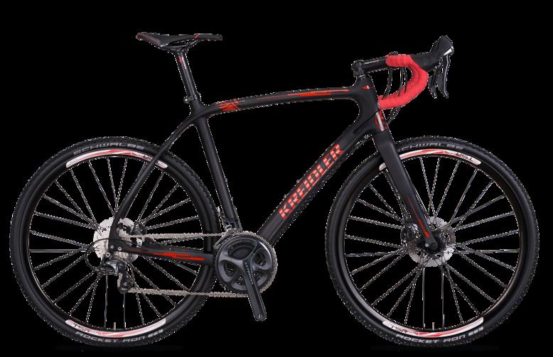 Kreidler Stud CR 2.0 - Shimano Ultegra 2x11 / biegów - rower teambike