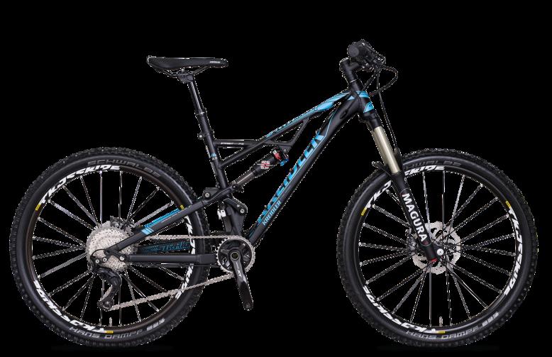 Kreidler Straight 2.0 - Shimano XT 1x11 / biegów - rower górski
