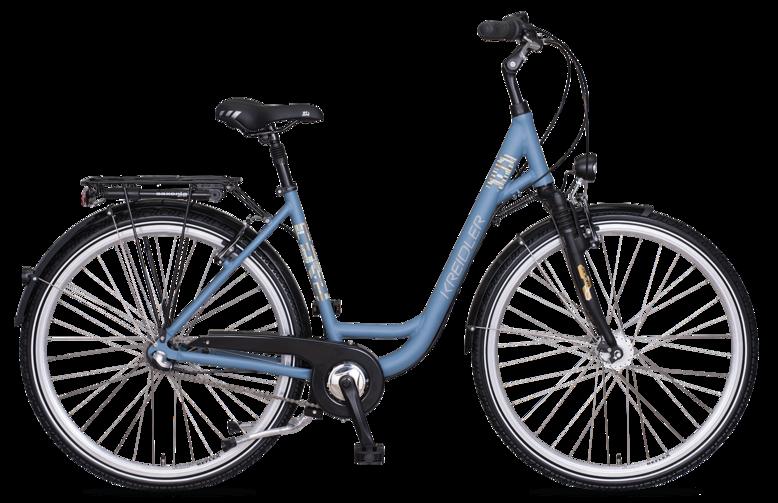 Kreidler Cash 1.0 - Shimano Nexus 3-biegi RT / V-Brake - rower trekkingowy