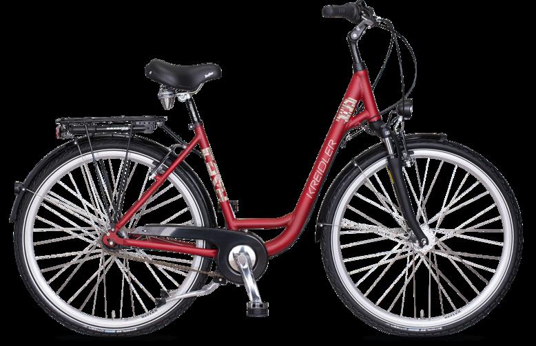 Kreidler Cash 2.0 - Shimano Nexus 7-biegów RT / V-Brake - rower trekkingowy