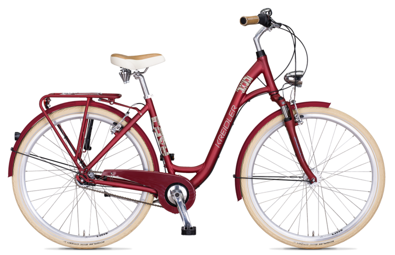 Kreidler Cash 3.0 - Shimano Nexus 7-biegów FL / V-Brake - rower trekkingowy