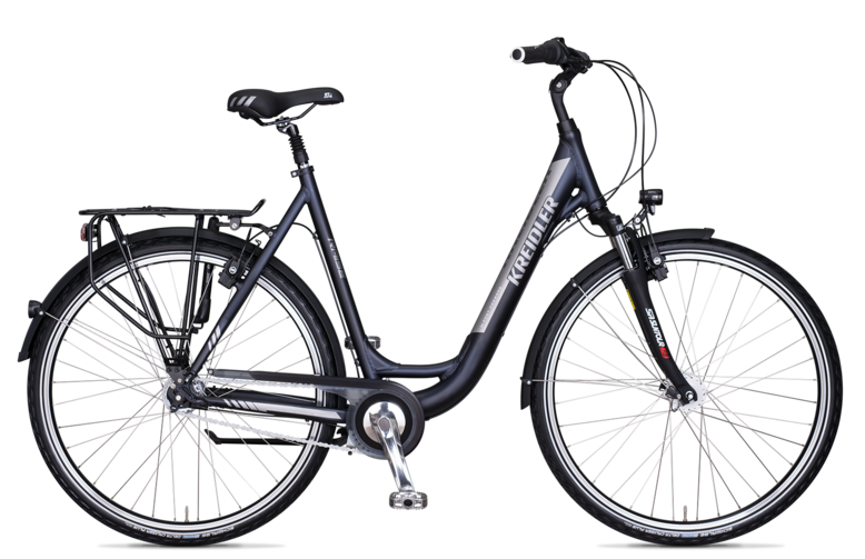 Kreidler Raise RT Plus - Shimano Nexus 7-biegów RT / HS11 - rower trekkingowy