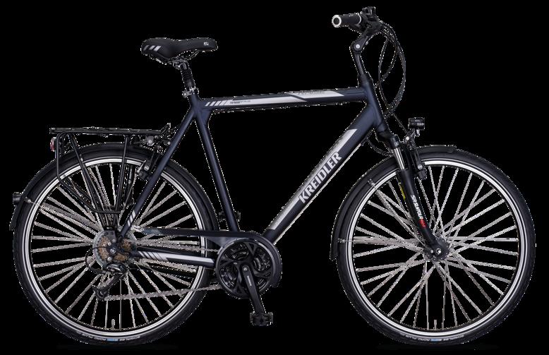 Kreidler Raise RT Plus - Shimano Deore 27-biegów / HS11 - rower trekkingowy