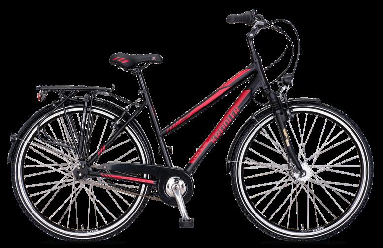 Kreidler Raise RT2 - Shimano Nexus 7-biegów / RT - rower trekkingowy