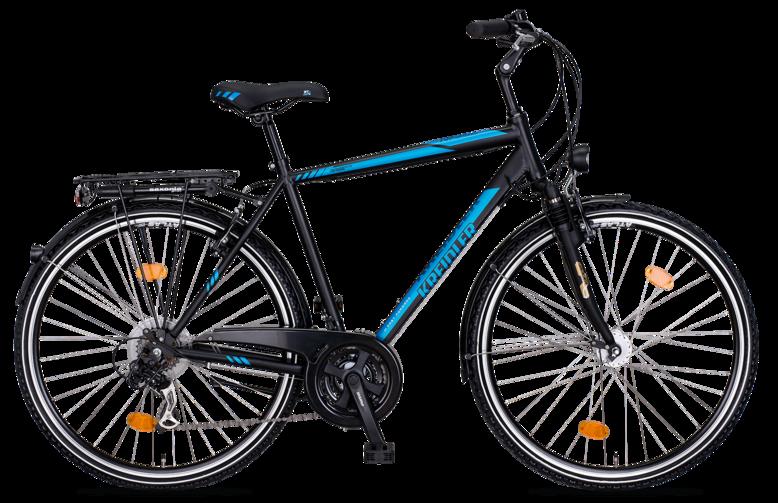 Kreidler Raise RT2 - Shimano 21-biegów / V-Brake - rower trekkingowy