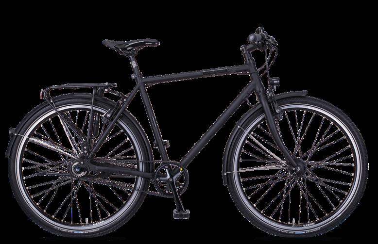 Kreidler Player 3.0 Gates Shimano Nexus 8-biegów FL / HS11 - rower miejski
