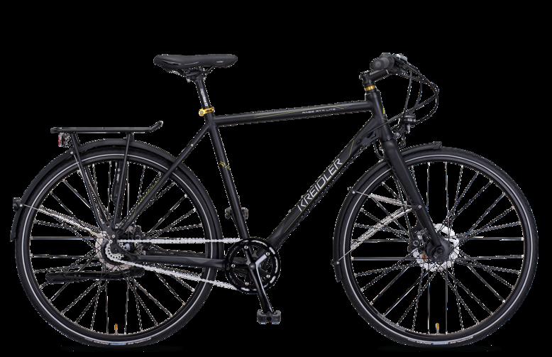Kreidler Raise RT9 Light Rohloff 14-biegów biegów - rower trekkingowy