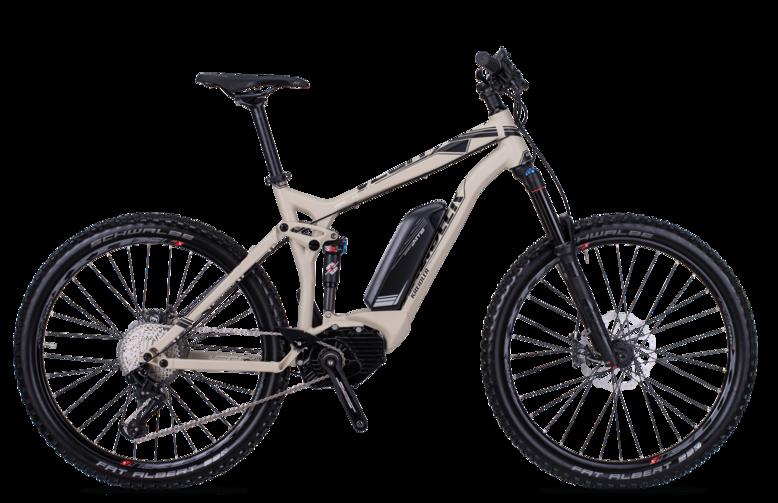 Kreidler Las Vegas 2.0 - rower elektryczny