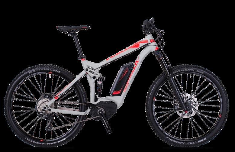 Kreidler Las Vegas 1.0 - rower elektryczny