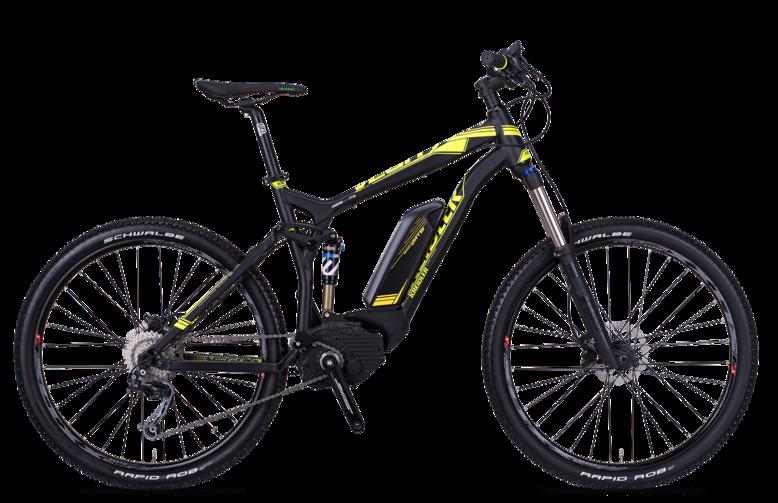 Kreidler Las Vegas - rower elektryczny