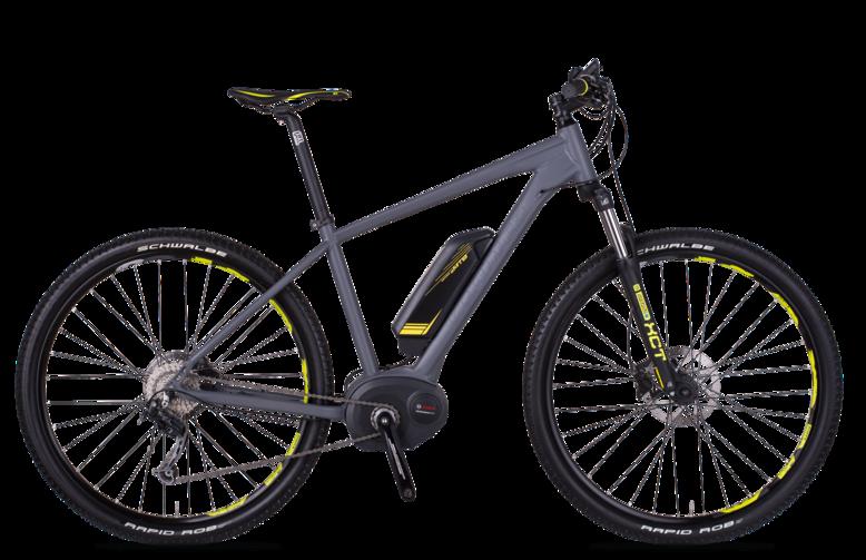 Kreidler Vitality Dice 29er Shimano Deore 1x9-biegów - rower elektryczny