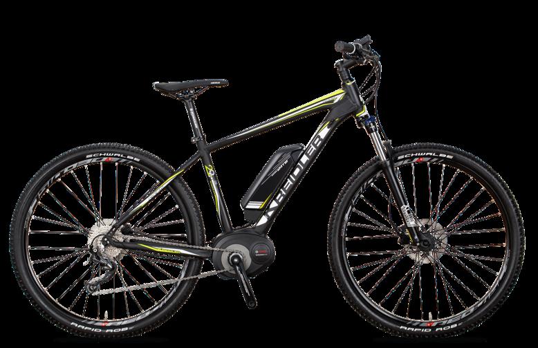 Kreidler Vitality Dice 29er Shimano Alivio 9-biegów - rower elektryczny
