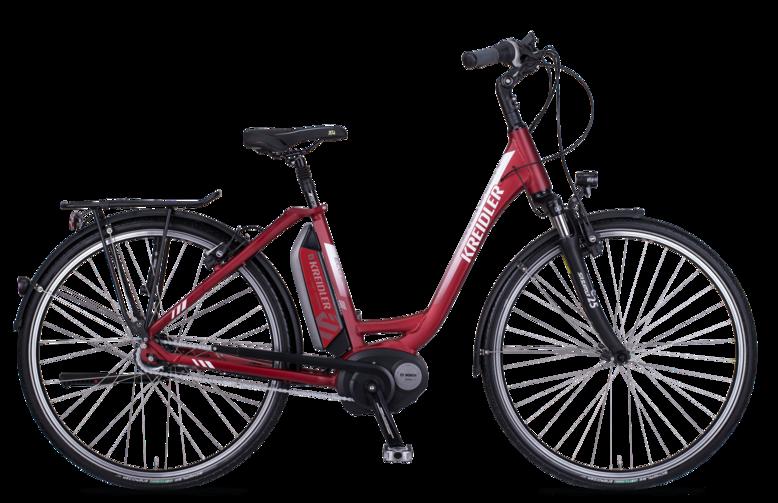 Kreidler Vitality Eco 6 (Coaster Brake) - rower elektryczny