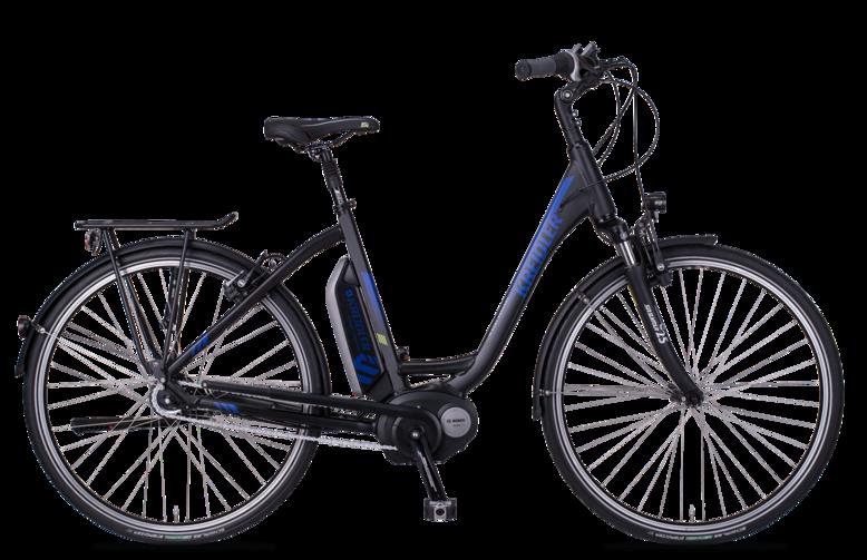 Kreidler Vitality Eco 6 (FREEWHEEL) - rower elektryczny