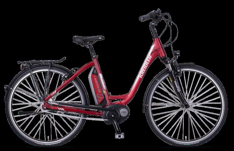 Kreidler Vitality Eco 3 (COASTERBRAKE) - rower elektryczny
