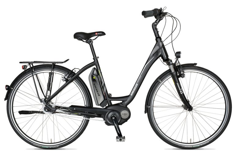 Kreidler Vitality Eco 3 (FREEWHUB) - rower elektryczny