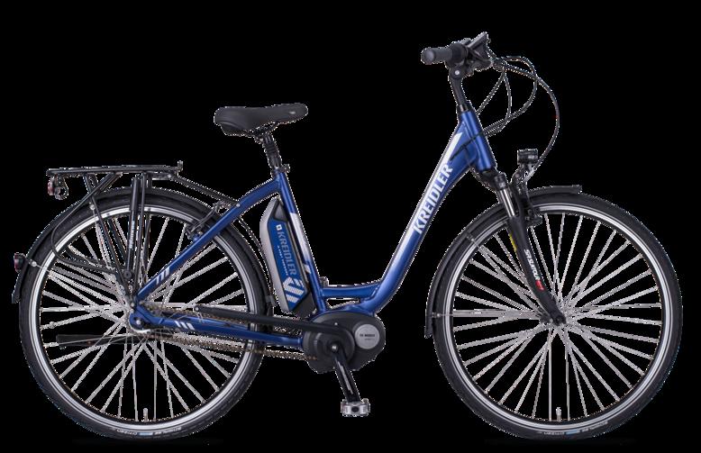 Kreidler Vitality Eco 2 - rower elektryczny