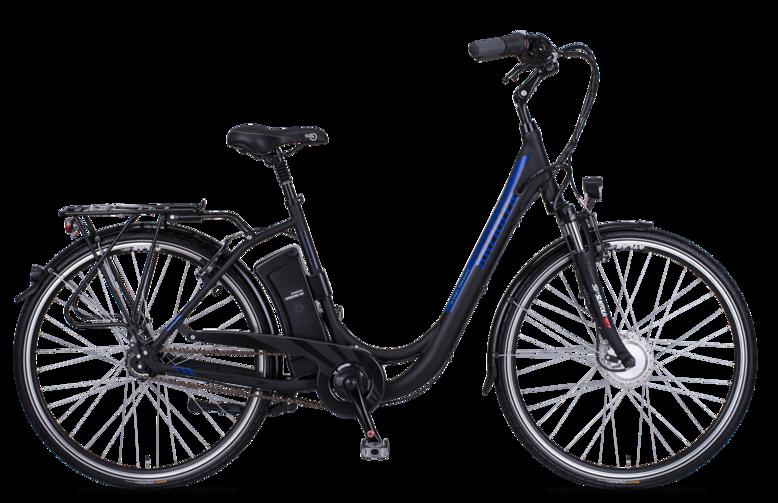 Kreidler Vitality Shimano Nexus 7-biegów (Coasterbrake) - rower elektryczny