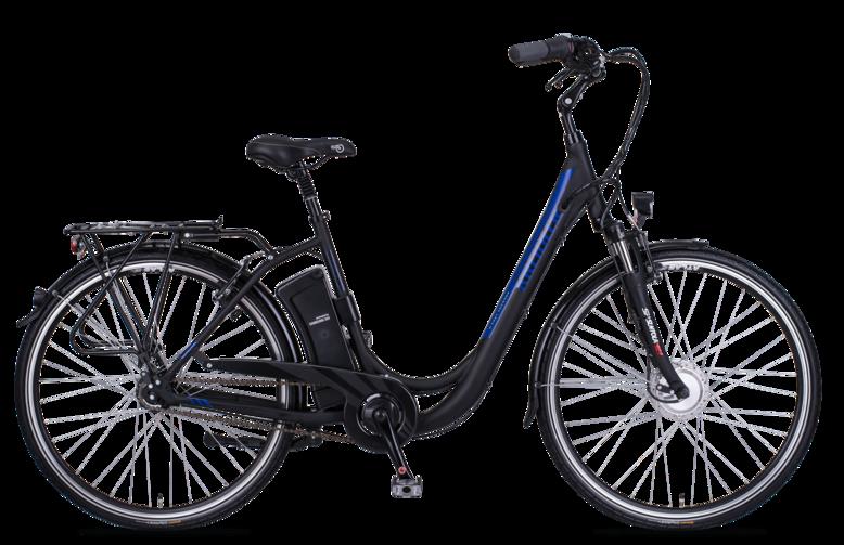 Kreidler Vitality Shimano Nexus 7-biegów (FREEWHEEL) - rower elektryczny