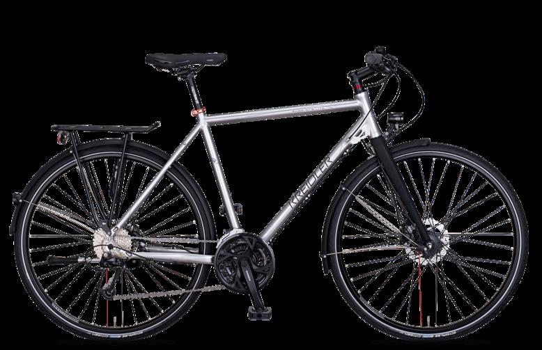 Kreidler Raise RT6 Light - rower trekkingowy