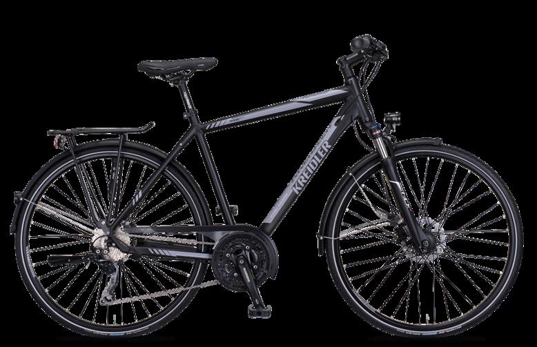 Kreidler Raise RT7 - rower trekkingowy